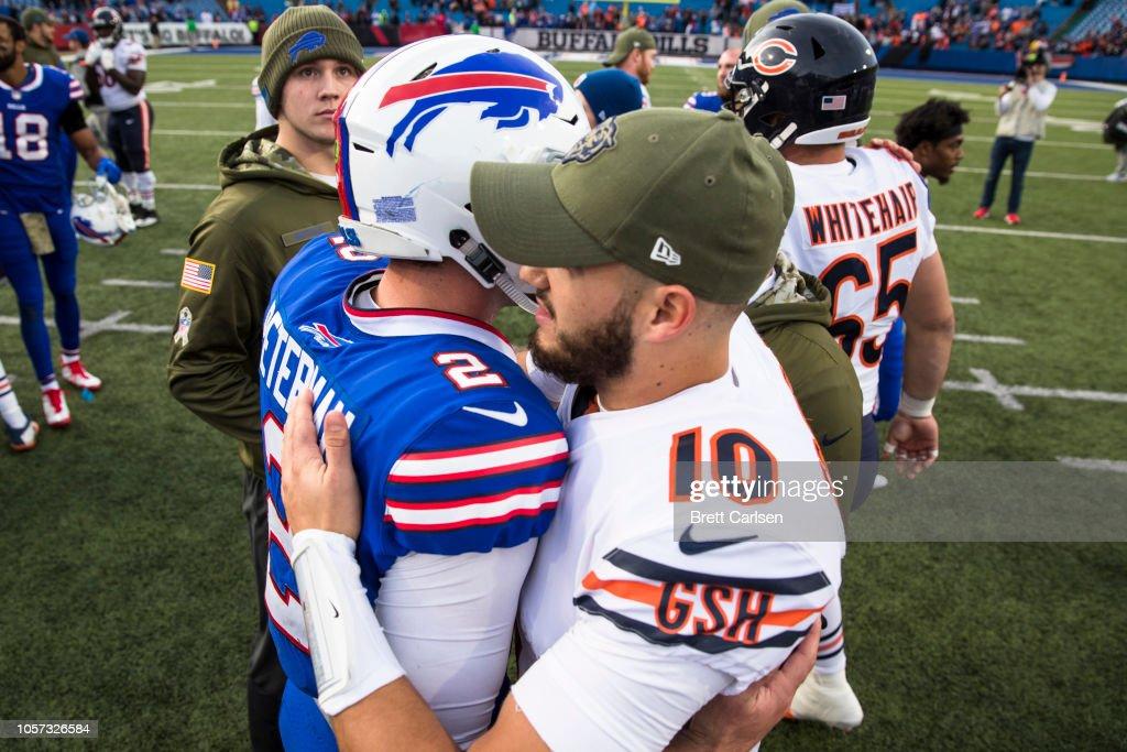 Chicago Bears v Buffalo Bills : News Photo