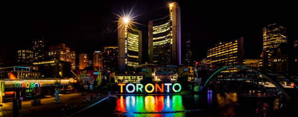 Nathan Phillips Square - Toronto Pan Am Games