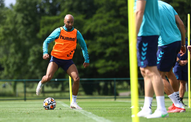 GBR: Southampton Pre-Season Training Session