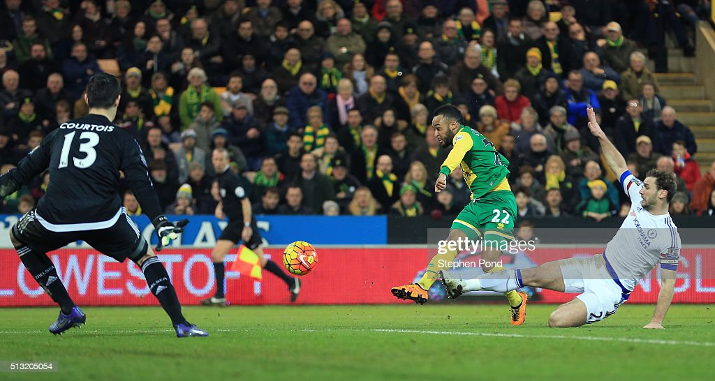 Norwich City v Chelsea - Premier League