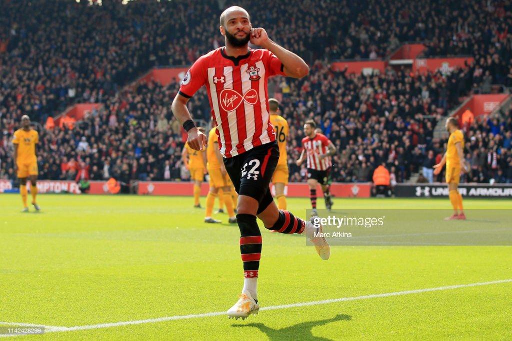 Southampton FC v Wolverhampton Wanderers - Premier League : News Photo