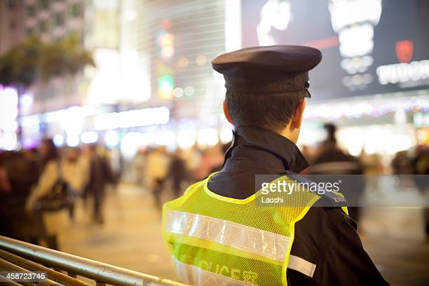 nathan road - hong kong police 個照片及圖片檔