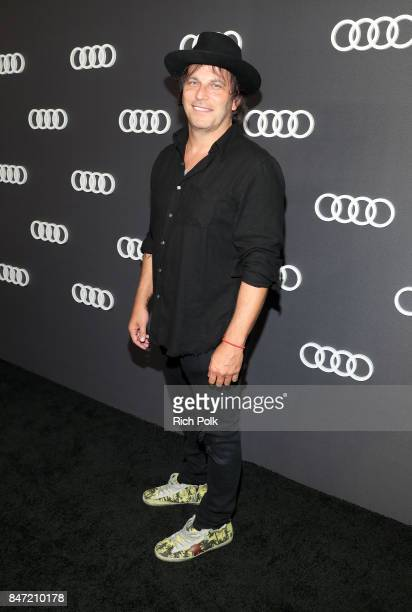 Nathan Ross at Audi Celebrates the 69th Emmys at The Highlight Room at Dream Hollywood on September 14 2016 in Hollywood California