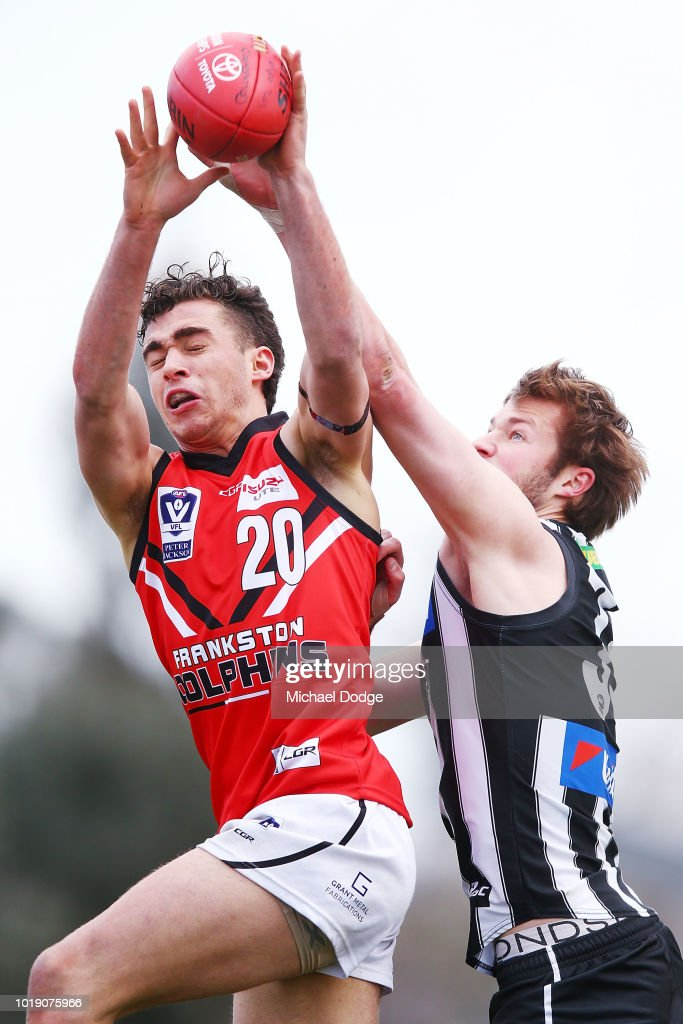VFL Rd 20 - Collingwood v Frankston