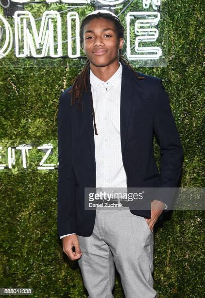 Nathan Smith attends the 2017 Pencils of Promise Gala at Central Park on December 7 2017 in New York City