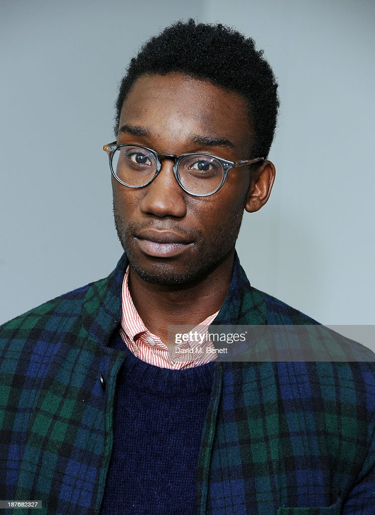 Nathan Stewart-Jarret attends the Lacoste VIP lounge at ATP World Finals 2013 at 02 Arena on November 11, 2013 in London, England.
