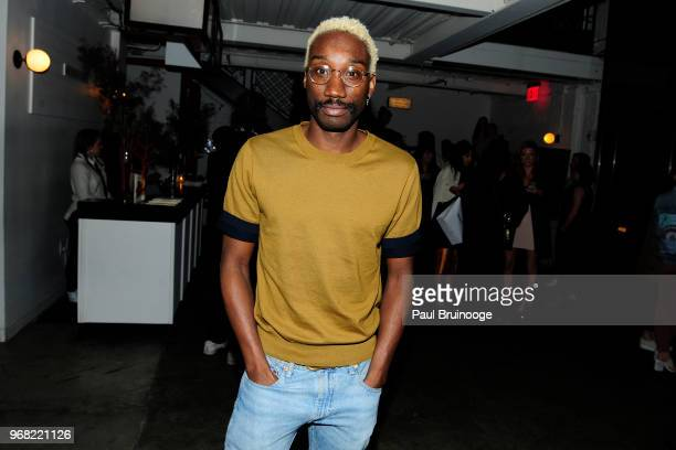 Nathan StewartJarrett attends A24 Hosts The After Party For 'Hereditary' at Metrograph on June 5 2018 in New York City