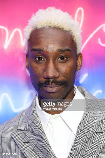 Nathan StewartJarrett attends the Broadway Opening Night After Party for 'Angels in America' at Espace on March 25 2018 in New York City