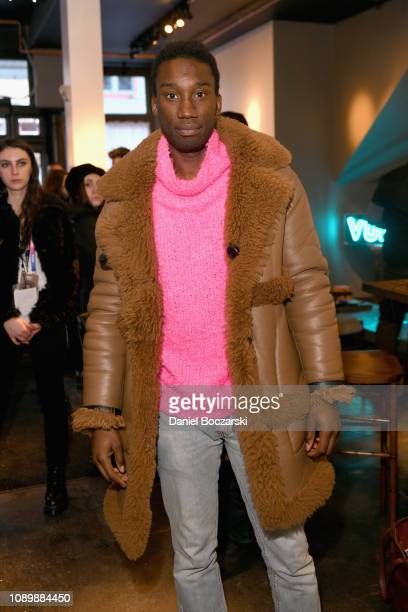Nathan StewartJarrett attends the Vulture Spot during Sundance Film Festival on January 26 2019 in Park City Utah