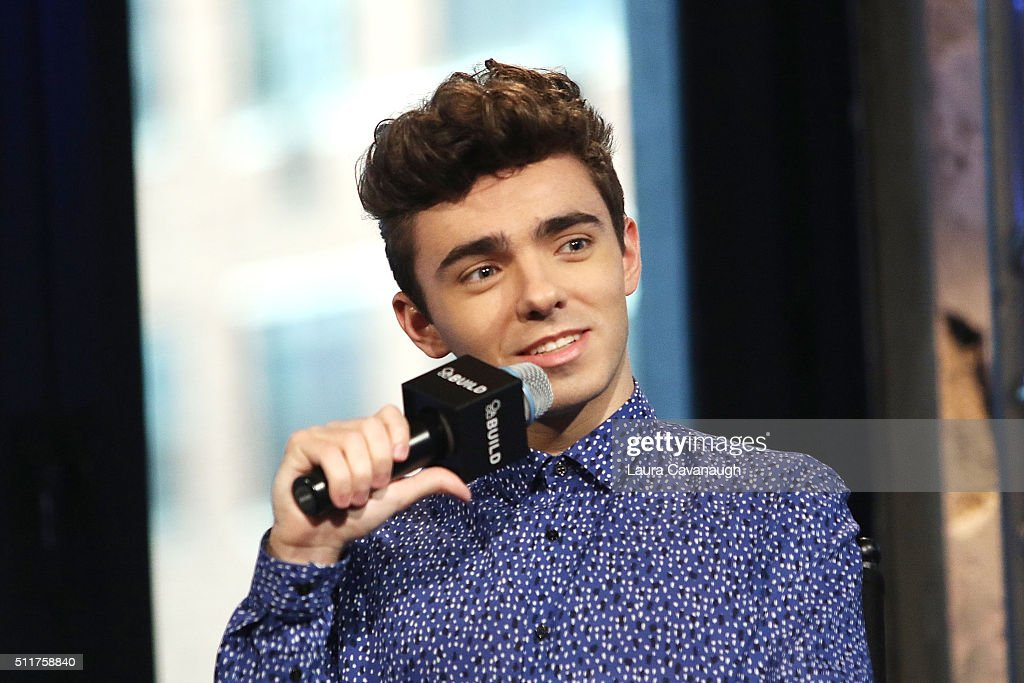 AOL Build Speaker Series - Nathan Sykes