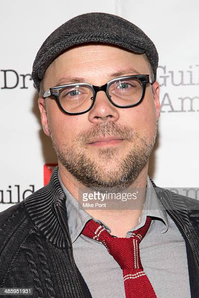 Nathan Tysen attends the 2014 AntiPiracy Awareness event at The Dramatists Guild of America on April 21 2014 in New York City