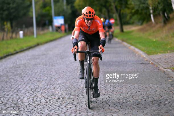 Nathan Van Hooydonck of Belgium and CCC Team / Cobblestones / during the 16th BinckBank Tour 2020, Stage 5 a 183,6km stage from Ottignies Louvain la...