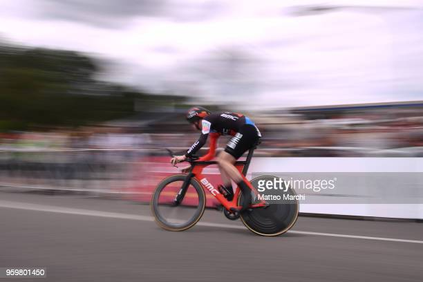 Nathan Van Hooydonck of Belgium and Team BMC Racing Team rides during stage four of the 13th Amgen Tour of California 2018 San Jose / Morgan Hill a...