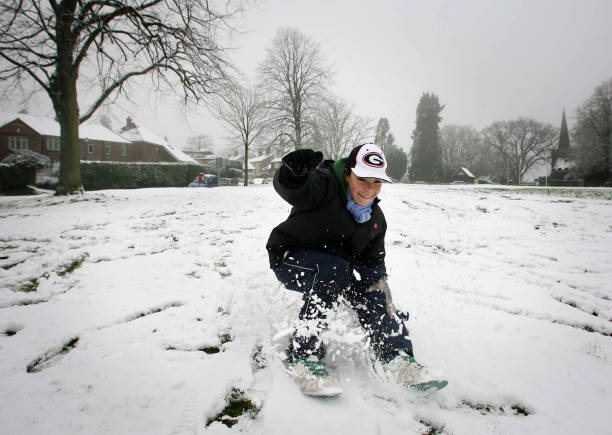 85431c3e5 Snowfall in the UK Pictures