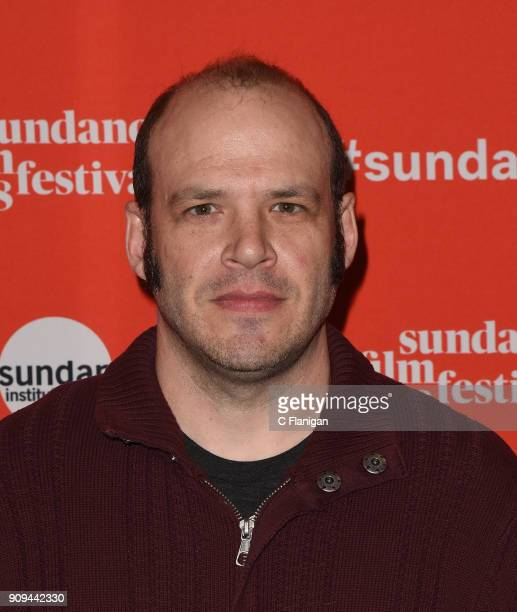 Nathan Zellner attends the 'Damsel' Premiere during the 2018 Sundance Film Festival at Eccles Center Theatre on January 23 2018 in Park City Utah