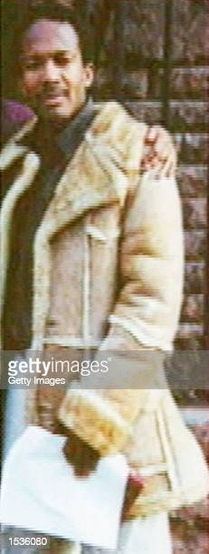 Nathanel O Osbourne is seen in this undated FBI handout image Osbourne is the coregistrant with the sniper suspect John Allen Muhammad of a 1990...