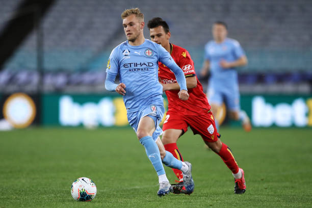 AUS: A-League Rd 25 - Melbourne City v Adelaide