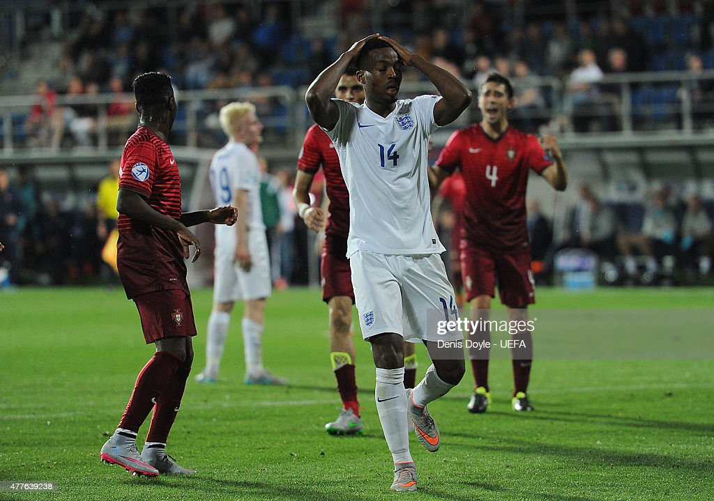 England v Portugal - UEFA Under21 European Championship 2015
