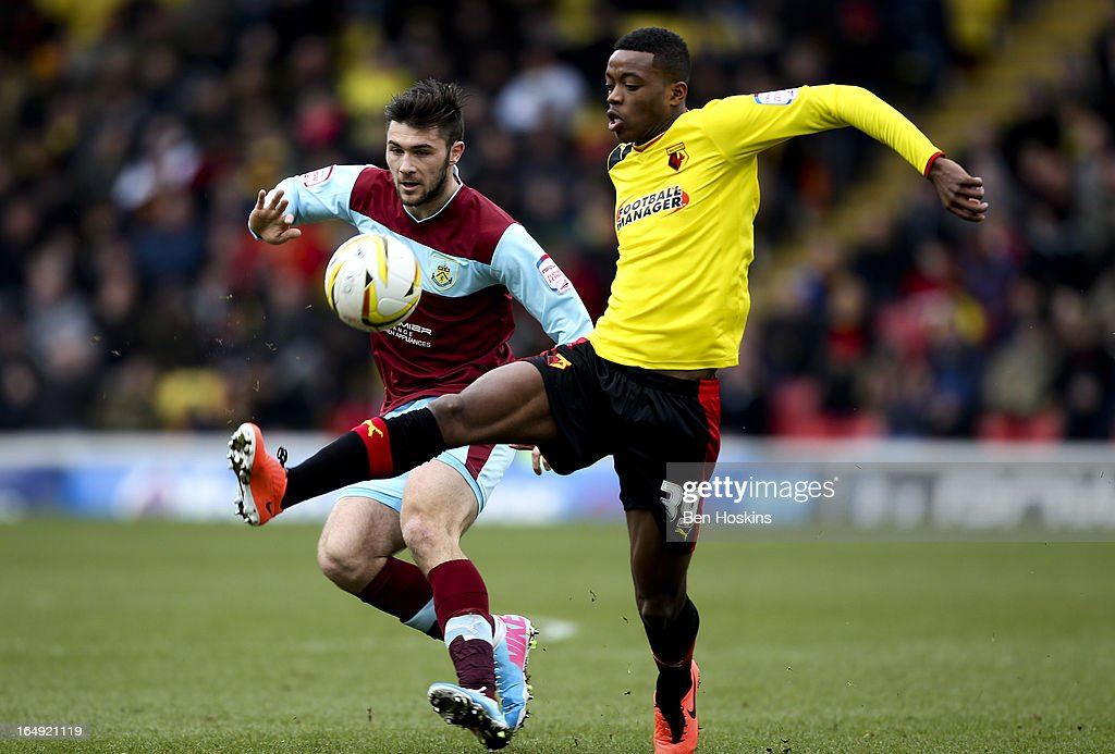 Watford v Burnley - npower Championship : News Photo