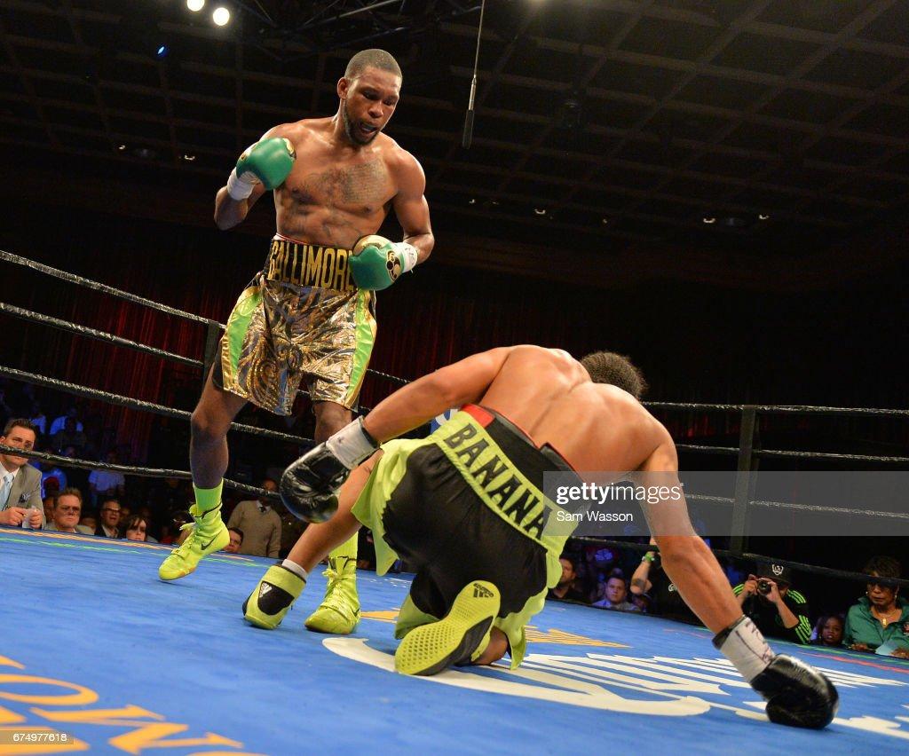 Jeison Rosario v Nathaniel Gallimore : News Photo