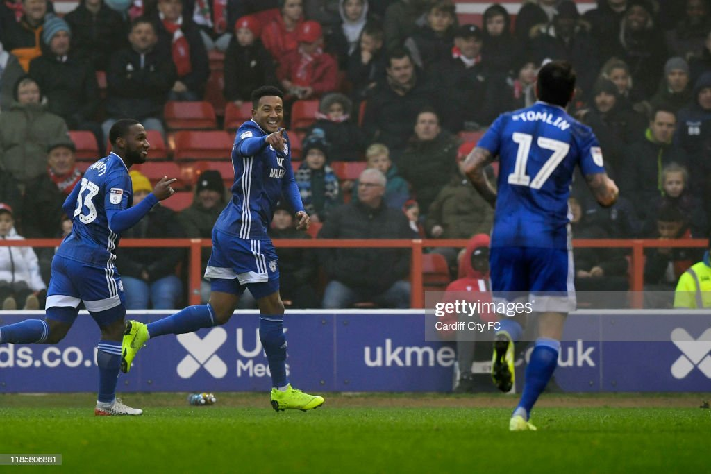 Nottingham Forest v Cardiff City - Sky Bet Championship : News Photo