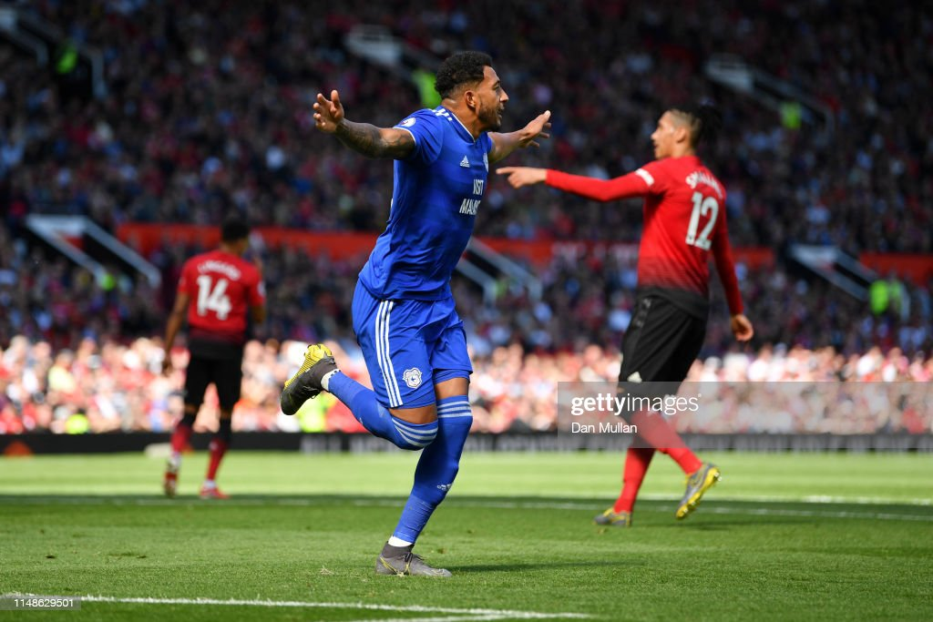 GBR: Manchester United v Cardiff City - Premier League
