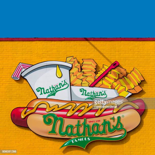 Nathans fast food restaurant