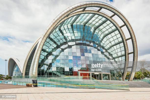national academy for the performing arts of spain trinidad and tobago - port of spain stock photos and pictures