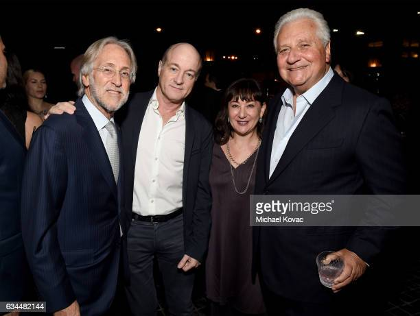 National Academy of Recording Arts and Sciences President Neil Portnow President/CEO of Island Records David Massey Gaby Massey and Sony/ATV CEO...