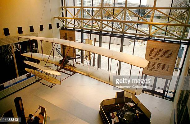 National Air and Space Museum interior