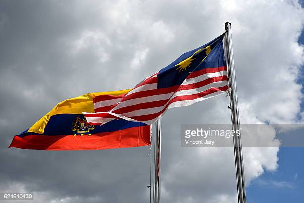 National and federal territories Flags Malaysia