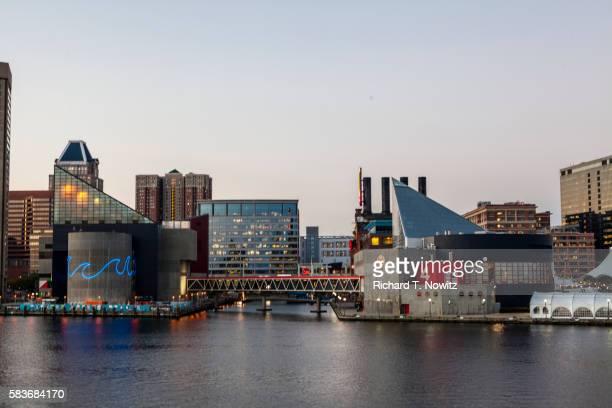 National Aquarium at Baltimore's Inner Harbor