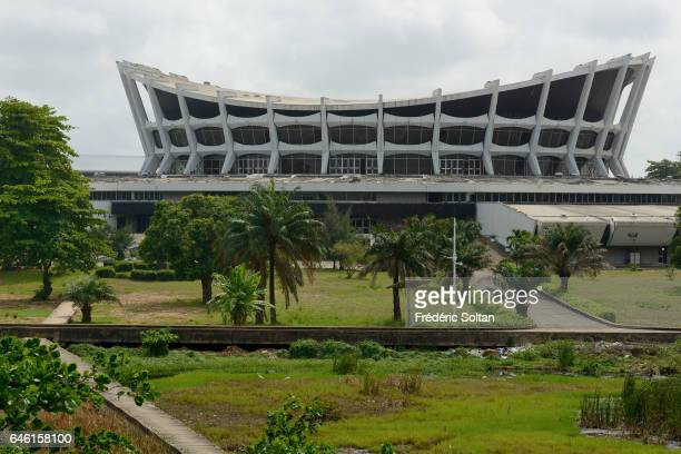 National art theatre Iganmu in Lagos on March 10 2016 in Lagos Nigeria West Africa