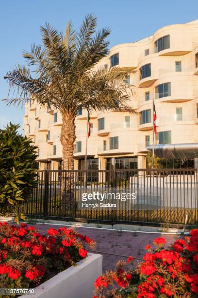 national assembly of kuwait in kuwait city - arabian peninsula stock pictures, royalty-free photos & images