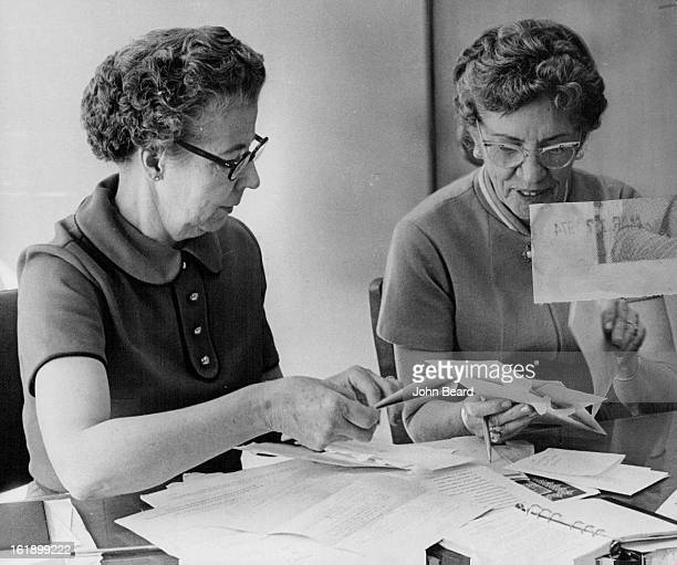MAR 6 1974 MAR 12 1974 MAR 17 1974 National Association of Insurance women