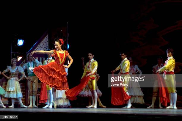 National Ballet of Cuba Don Quixote Like tribute to IV the Centenary of the Quijote the National Ballet of Cuba under the direction of Alicia Alonso...