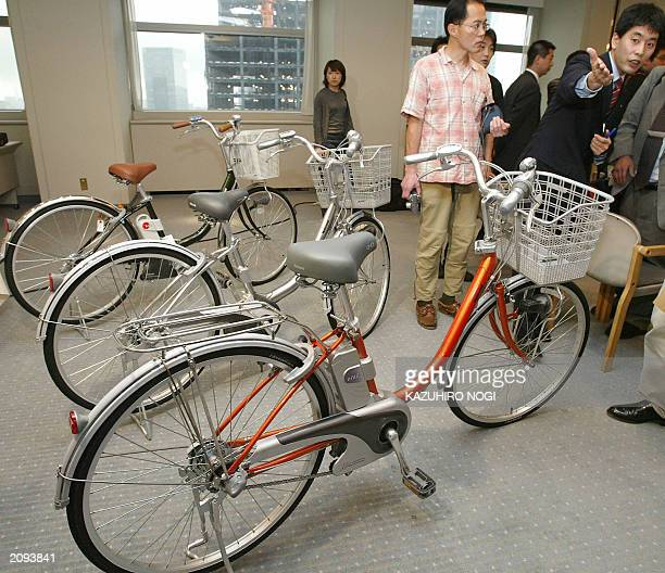 National Bicycle Industrial Co Ltd affiliated with the consumer electronics giant known for its National and Panasonic brands displays the world's...