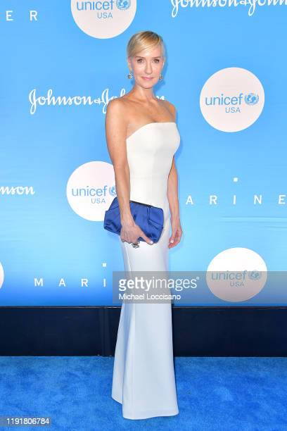 National Board Hilary Gumbel at the 15th Annual UNICEF Snowflake Ball 2019 at 60 Wall Street Atrium on December 03 2019 in New York City