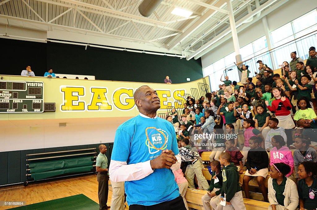 UNICEF Kid Power Event in Atlanta