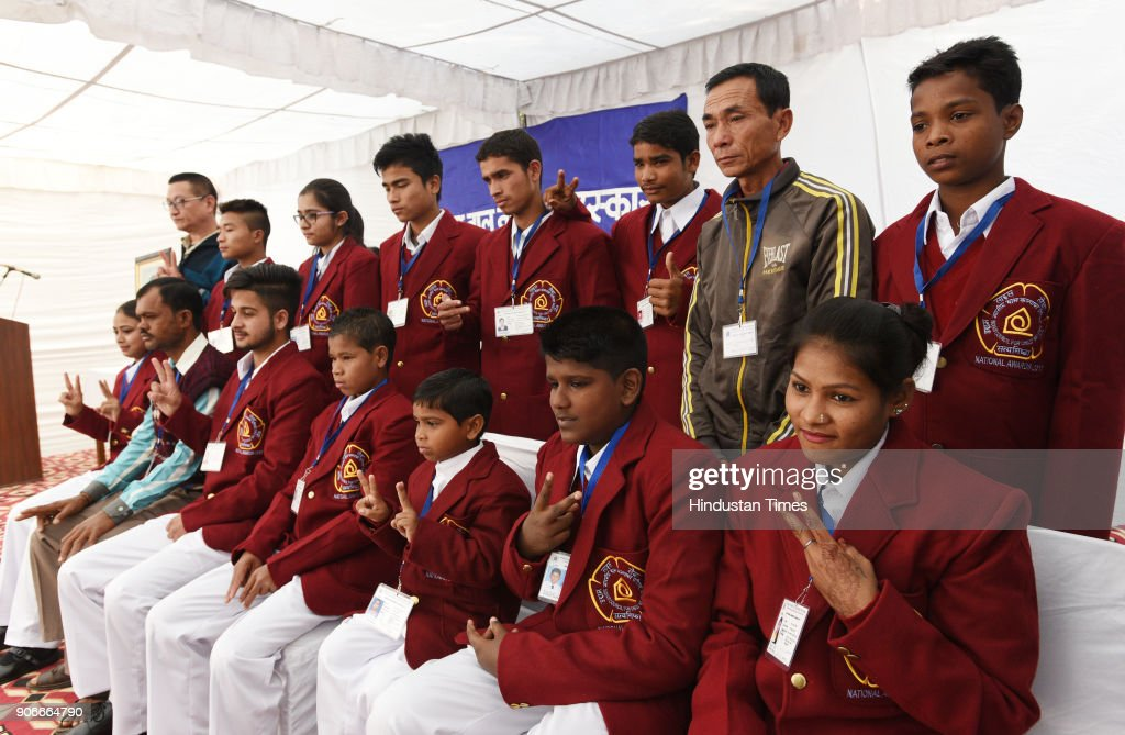 National Bravery Awards 2017