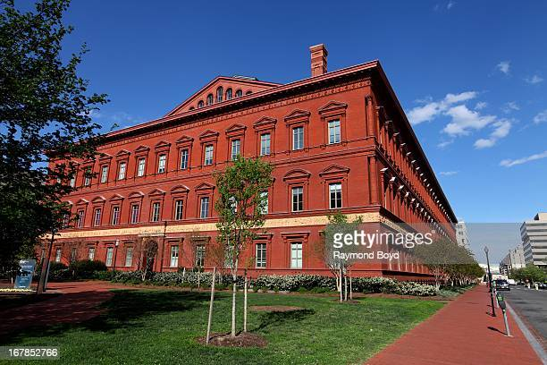 National Building Museum in Washington DC on APRIL 20