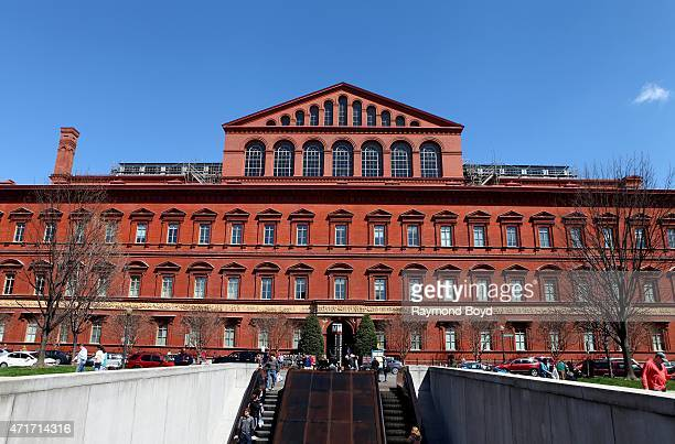 National Building Museum on April 11 2015 in Washington DC