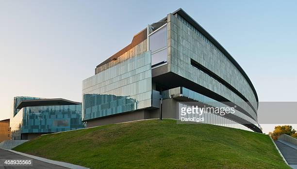 Architecture Musée de l'Automobile de Turin