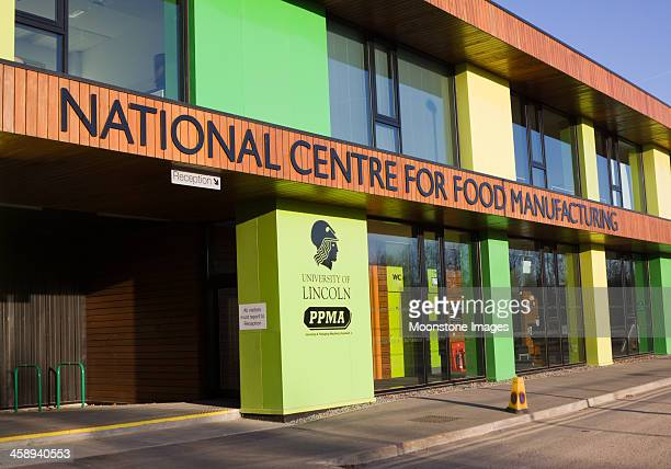 national centre for food manufacturing in holbeach, england - spalding england stock photos and pictures