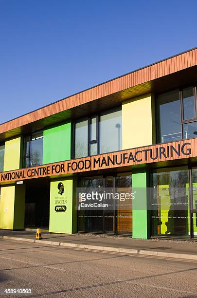 national centre for food manufacturing in lincolnshire, england - spalding england stock photos and pictures
