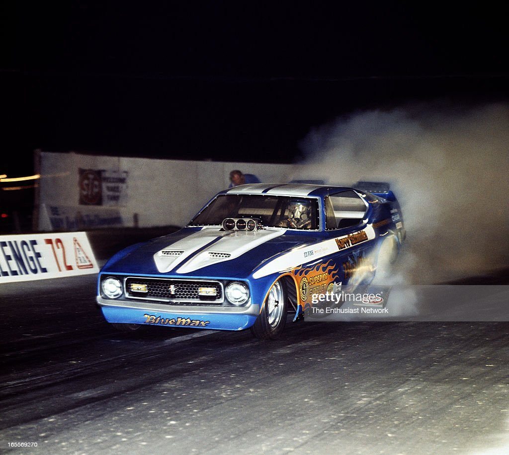 Ford Of Tulsa: Tulsa. Harry Schmidt's Blue Max Ford