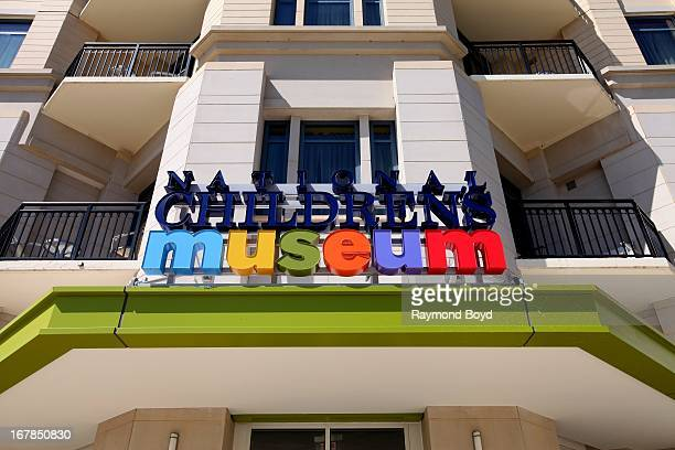 National Children's Museum in Oxon Hill Maryland on APRIL 20