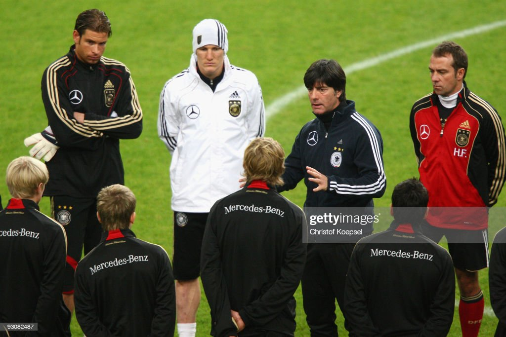 Germany - Training & Press Conference - Day 6 : News Photo