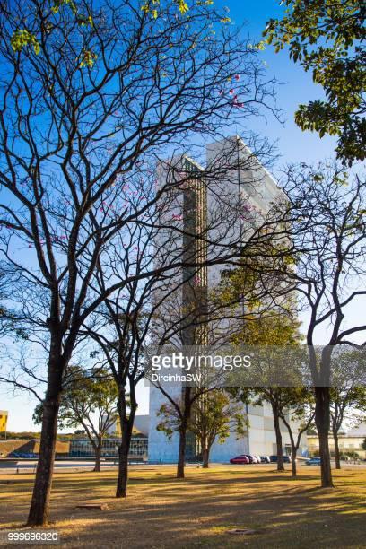 National Congress, Brasilia, Distrito Federal, Brazil.