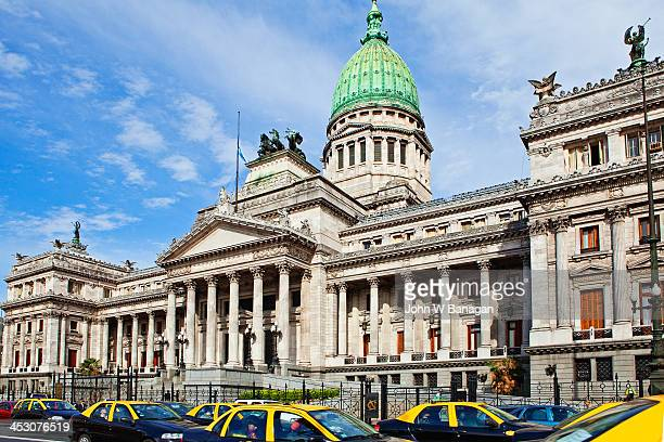 national congress , buenos aires, argentina - congress stock pictures, royalty-free photos & images